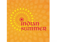 Indian Summer Festival Logo