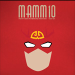 MAMM 10 Red Superhero