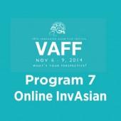 Program 7 - Online InvAsian
