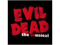 Evil Dead The Musical logo